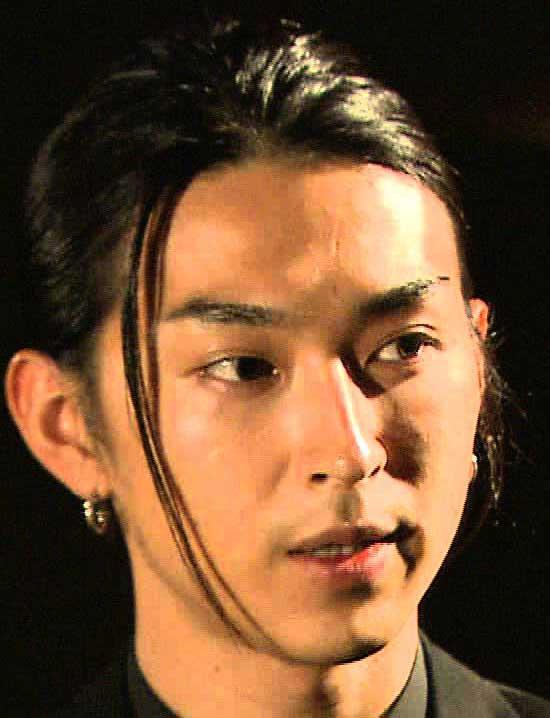 松田翔太 普段の髪型 長髪